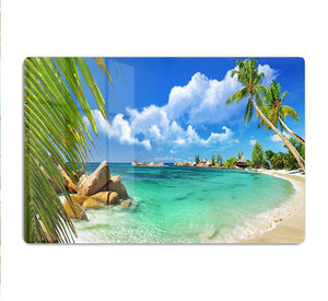 tropical paradise HD Metal Print - Canvas Art Rocks - 1