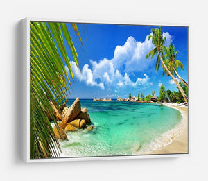 tropical paradise HD Metal Print - Canvas Art Rocks - 7