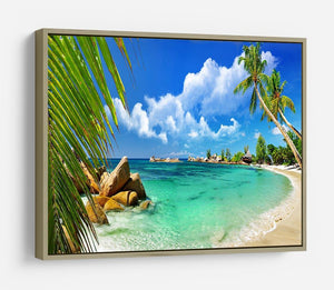 tropical paradise HD Metal Print - Canvas Art Rocks - 8