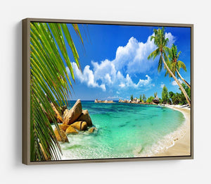 tropical paradise HD Metal Print - Canvas Art Rocks - 10