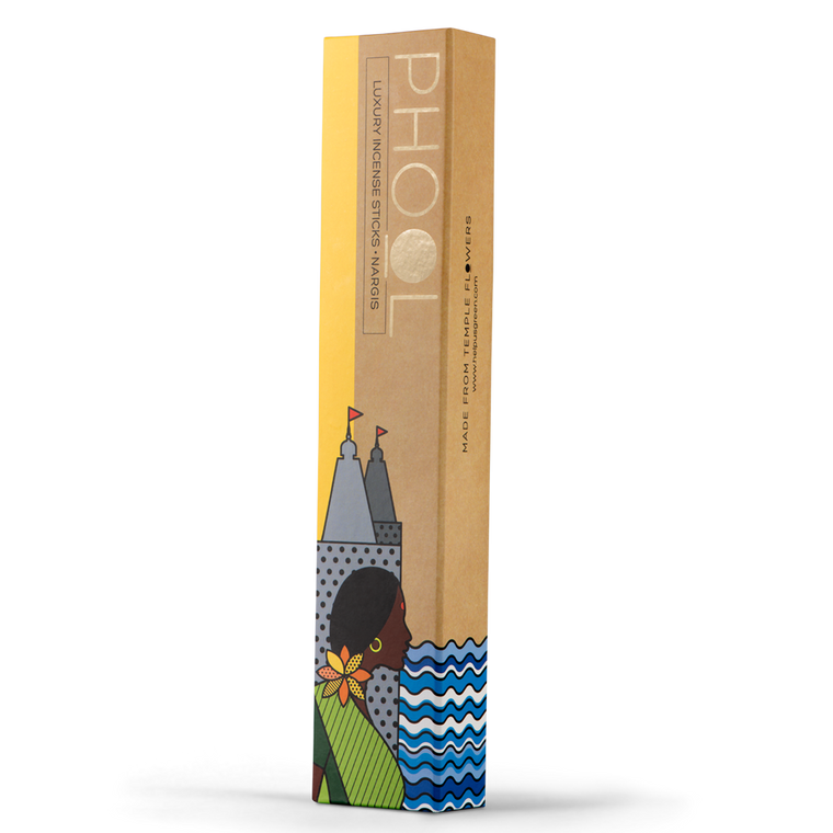 Phool Nargis Incense Sticks