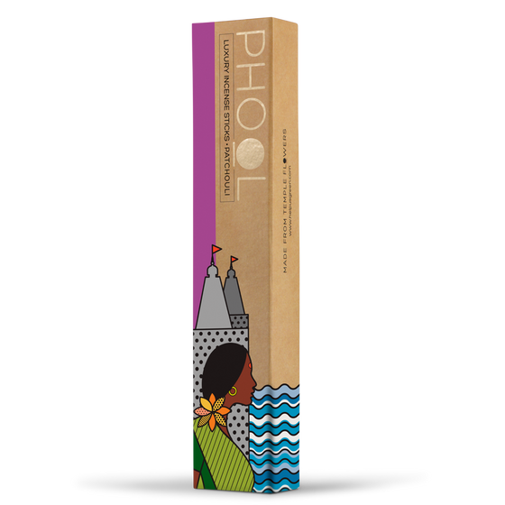Phool Patchouli Incense Sticks