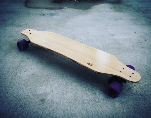 The Jed Board Deck