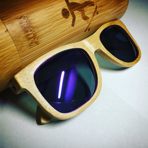 Jed Board Bamboo Sunnies