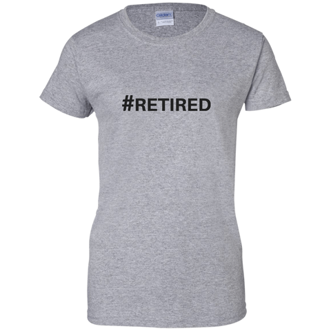 #RETIRED Women's T-Shirt