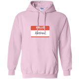 Hello My Name is Retired Hoodie