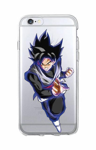 Coque Black Dragon Ball Z I Phone Et Samsung