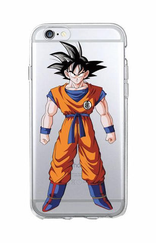 Coque Goku Dragon Ball Z I Phone Et Samsung
