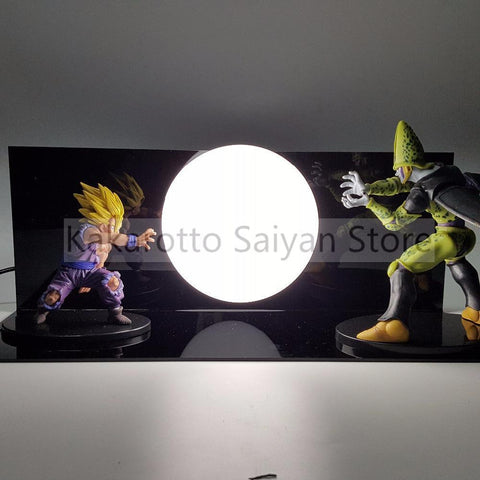 Lampe Dragon Ball Z Son Gohan Vs Cell