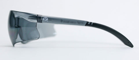 Image of Encon Veratti GT Series Bifocal Safety/Sun Glasses Grey Lens 1.0 to 3.0 Magnification Z87.1