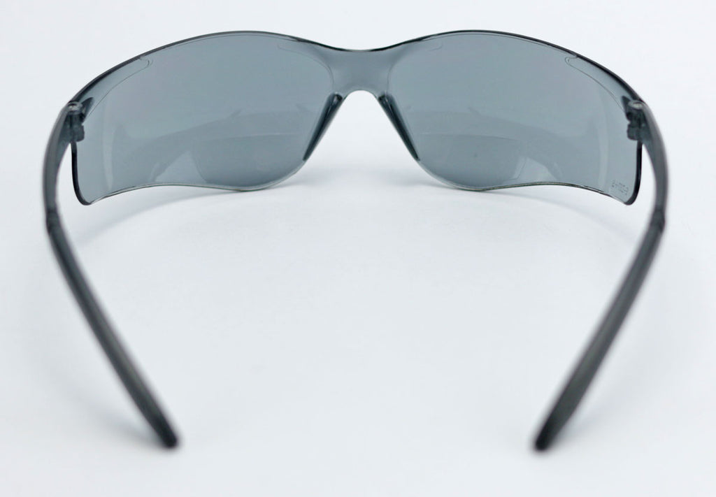 Encon Veratti GT Series Bifocal Safety/Sun Glasses Grey Lens 1.0 to 3.0 Magnification Z87.1