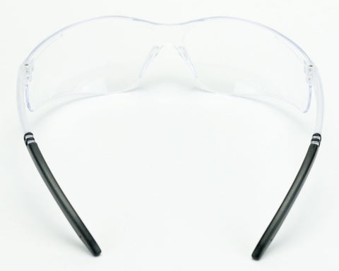 Image of NASCAR GT by Encon Safety Glasses with Clear P/C Lens ScatchCoat Z87.1