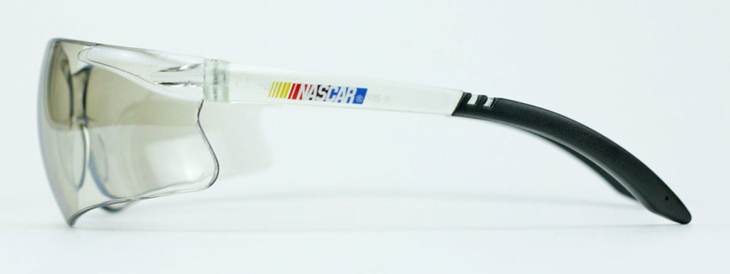 NASCAR GT by Encon Safety Glasses with Indoor/Outdoor P/C Lens ScatchCoat Z87.1