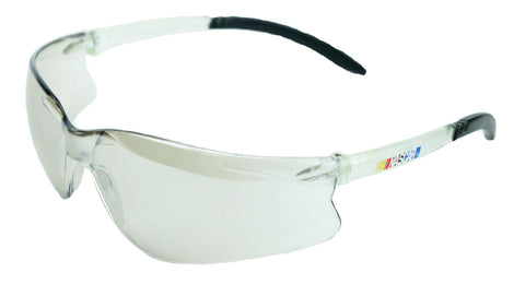 Image of NASCAR GT by Encon Safety Glasses with Indoor/Outdoor P/C Lens ScatchCoat Z87.1