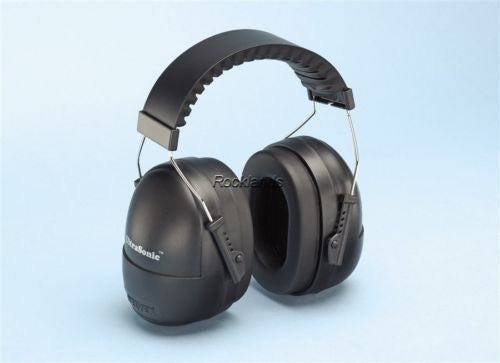 Elvex Earmuff Ultrasonic Foldable High Performance HB-550