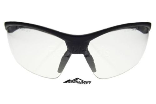 Elvex Flex Pro Photochromic Safety/Sun Glasses I/O Ballistic Rated WELSG-55P