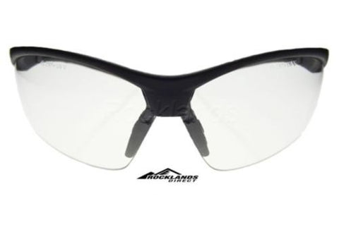 Image of Elvex Flex Pro Photochromic Safety/Sun Glasses I/O Ballistic Rated WELSG-55P