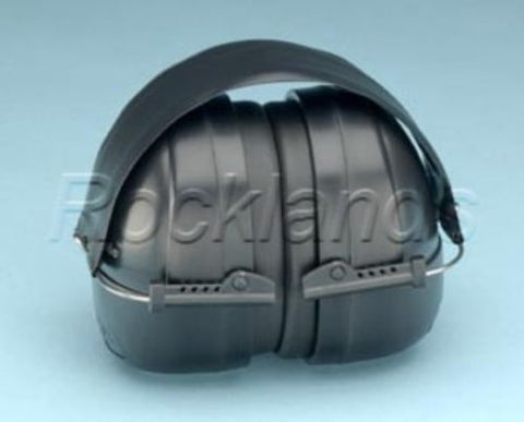 Image of Elvex Earmuff Ultrasonic Foldable High Performance HB-550