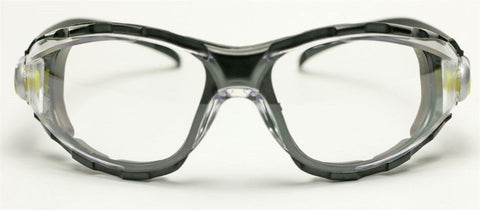 Image of Elvex Pacaya Safety Glasses with Lyviz Coating that Repeals Paint, Water Z87.1