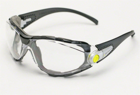 Elvex Pacaya Safety Glasses with Lyviz Coating that Repeals Paint, Water Z87.1