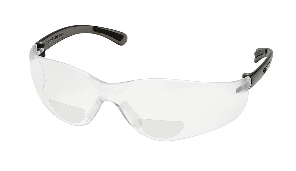Elvex WELRX450C15 RX-450C-1.5 Diopter Safety Glasses, Clear Lens