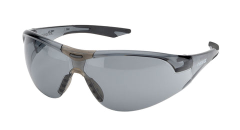 Image of Elvex Delta Plus Avion Safety/Shooting/Sun Glasses Smoke Anti-Fog Lens Z87.1