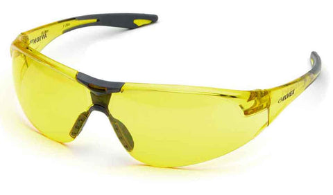 Image of Elvex Delta Plus Avion Safety/Glasses Amber Lens/Shooting/Women Z87.1 WELSG-18A