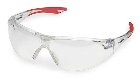 Elvex by Delta Plus Avion Safety/Shooting/Glasses Clear Lens, Anti-Fog and all Frame Colors Ballistic Rated Z87.1