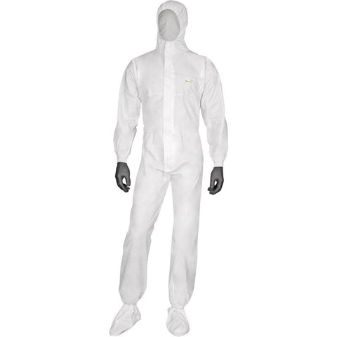 Image of Delta Plus Disposable Clothing/Coveralls HAZ-MAT, Bio Hazard DT117