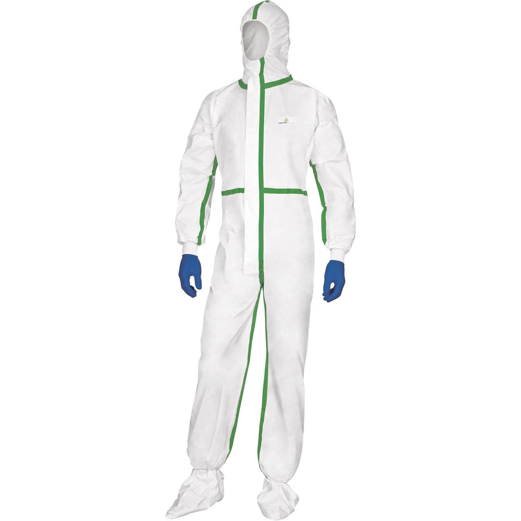 Delta Plus Disposable Clothing/Coveralls HAZ-MAT, Bio Hazard, Spray Painting DT119