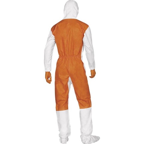 Image of Delta Plus Disposable Clothing/Coveralls HAZ-MAT, Construction, Industrial DT125