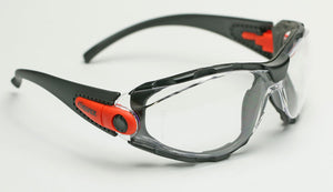 Elvex Go Specs Safety/Motorcycle Glasses/Goggles Clear A/F Lens WELGG-40C-AF