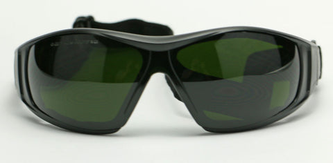 Image of Elvex Go Specs II G2 Safety/Welding Glasses/Goggles Shades 3 & 5  A/F Lens Z87.1