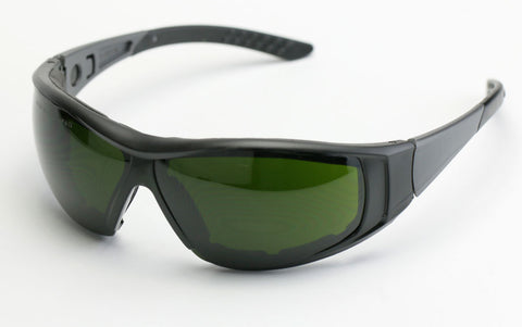 Image of Elvex Go Specs II G2 Safety/Welding Glasses/Goggles Shades A/F Lens Z87.1