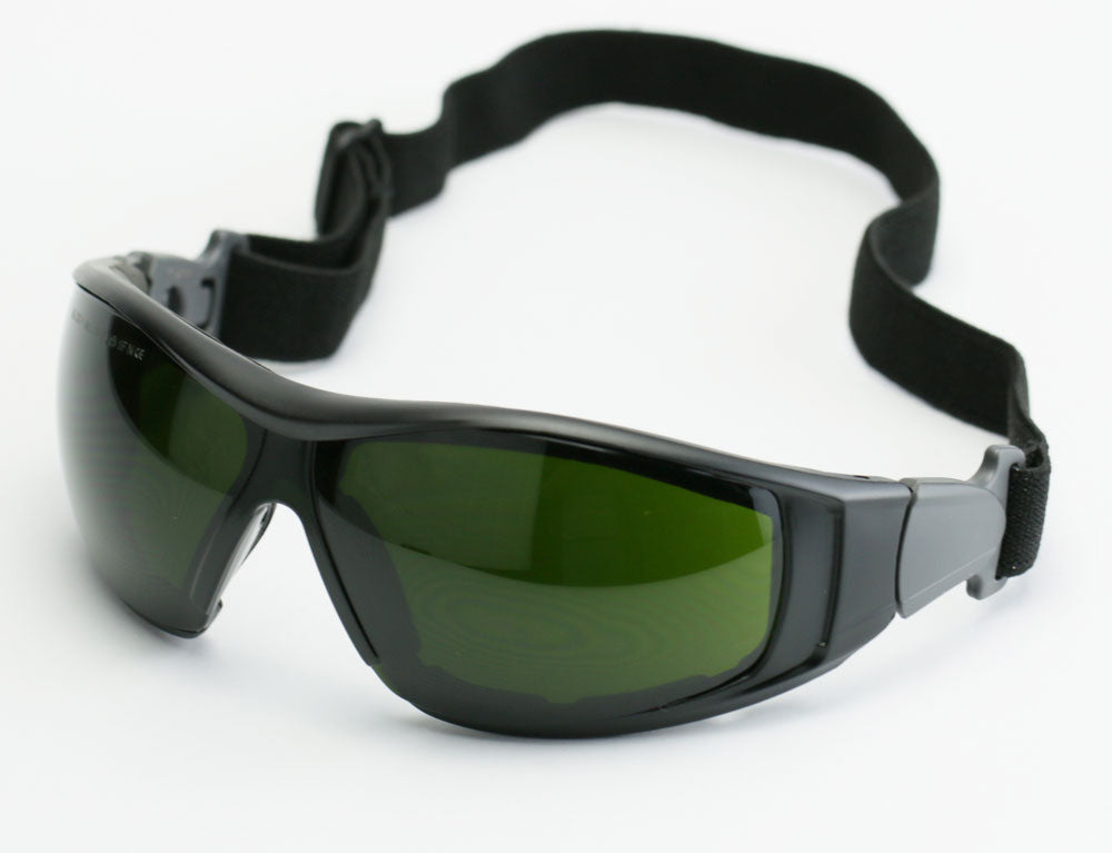 Elvex Go Specs II G2 Safety/Welding Glasses/Goggles Shades 3 & 5  A/F Lens Z87.1