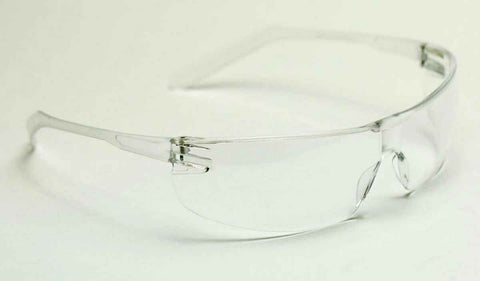 Elvex Delta Plus Helium 15 Safety Glasses Clear PC Lens Z87.1