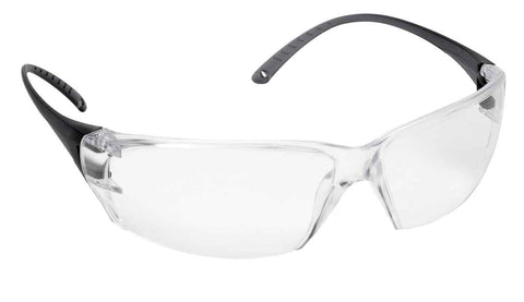 Elvex Delta Plus Helium 18 Safety Glasses Clear PC Lens SuperCoat™ Anti-fog Coating