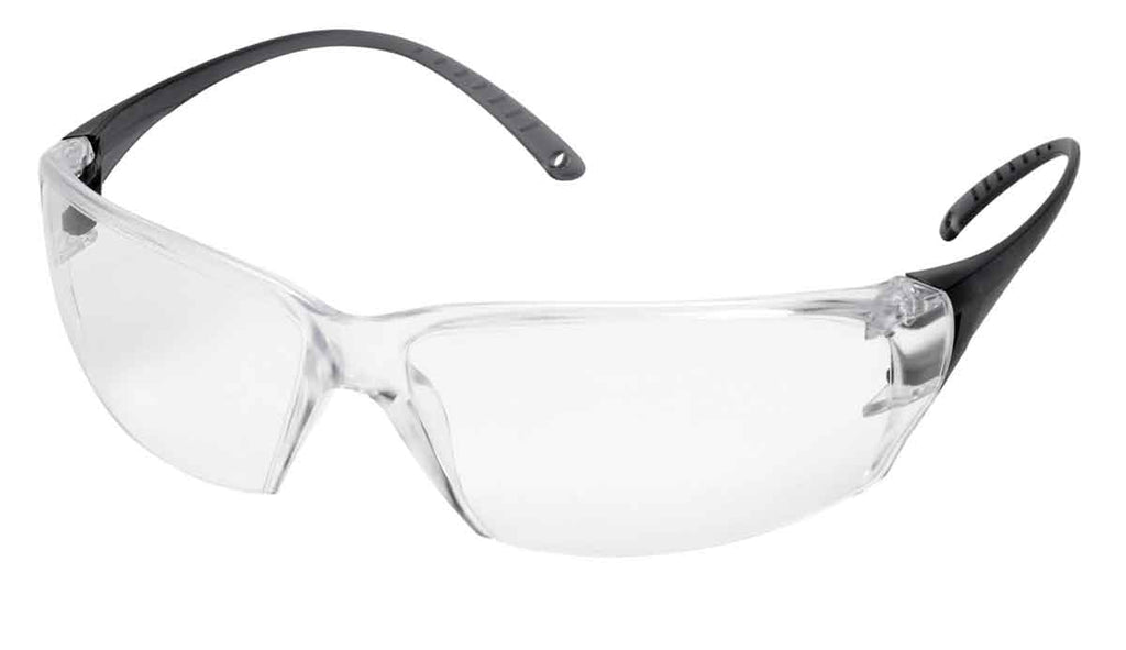 Elvex Delta Plus Helium 18 Safety Glasses Clear PC Lens Z87.1