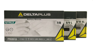 Delta Plus Venitactyl Nitrile Disposable Gloves