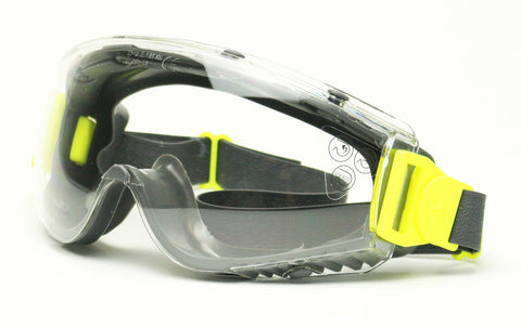 Image of Delta Plus Sajama Chemical Safety Goggles Anti-Splash Z87-1 + U6, D3, D4