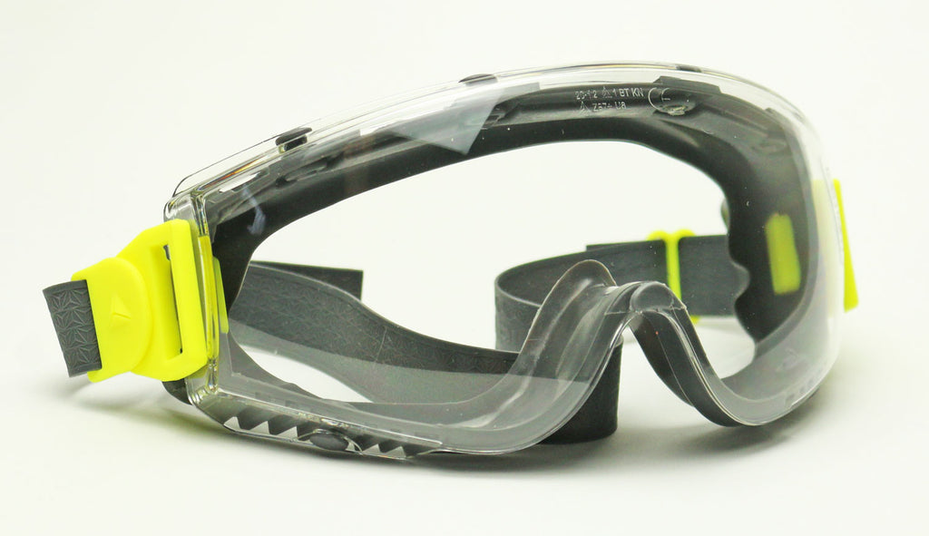 Delta Plus Sajama Chemical Safety Goggles Anti-Splash Z87-1 + U6, D3, D4