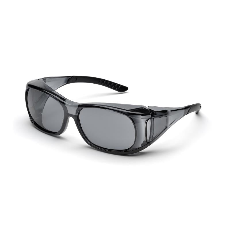 Elvex OVR Spec II Safety/Shooting/Tactical Sun Glasses Over Fit Glasses Z87.1