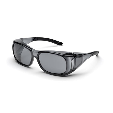Elvex Delta Plus OVR Spec II Safety/Shooting/Tactical Sun Glasses Over Fit Glasses Z87.1