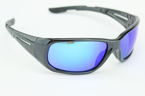 Elvex Impact Series RSG100 Safety/Shooting/Sun Glasses Ballistic Rated Z87.1