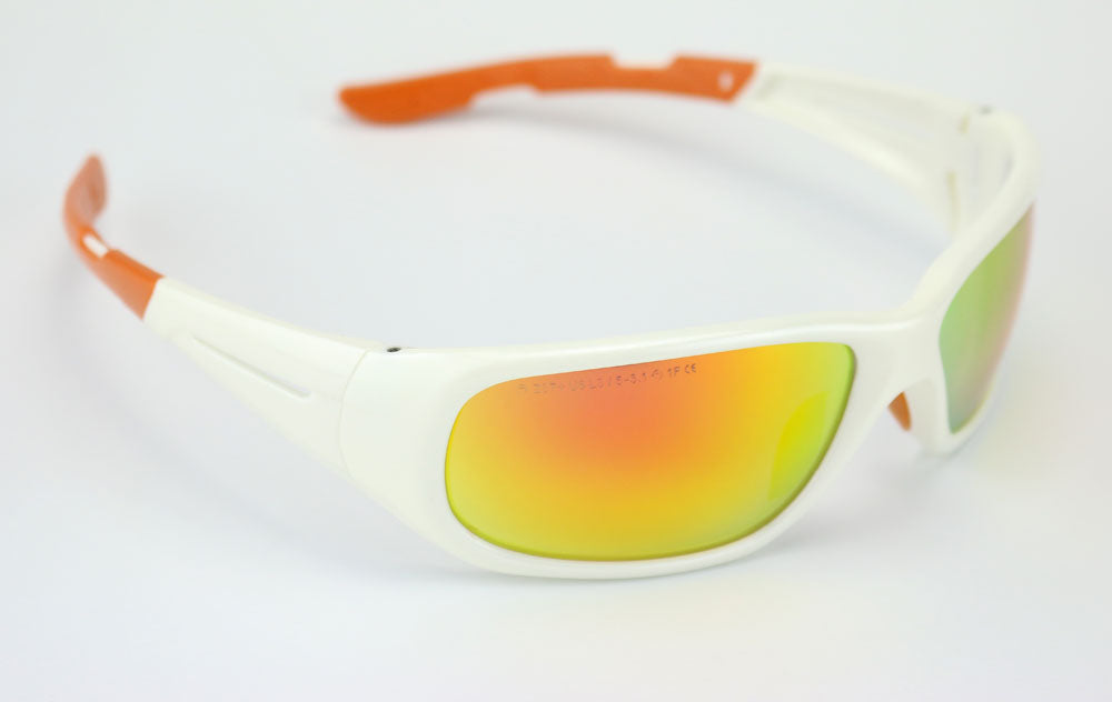 Elvex Impact Series WELRSG101 Safety/Shooting/Sun Glasses Ballistic Rated Z87.1