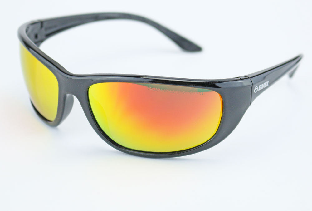 Elvex Impact Series WELRSG200 Safety/Shooting/Sun Glasses Ballistic Rated Z87.1