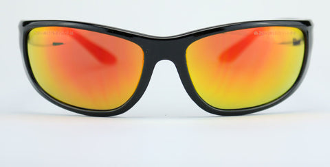 Elvex Impact Series RSG200 Safety/Shooting/Sun Glasses Ballistic Rated Z87.1