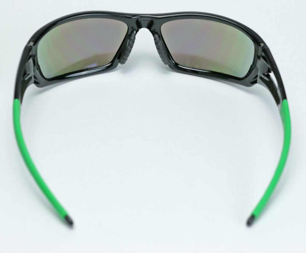 Elvex Impact Series WELRSG401 Ballistic Rated Safety, Sun Glasses, Mirror Lens