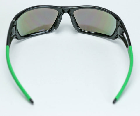 Image of Elvex Impact Series WELRSG401 Ballistic Rated Safety, Sun Glasses, Mirror Lens