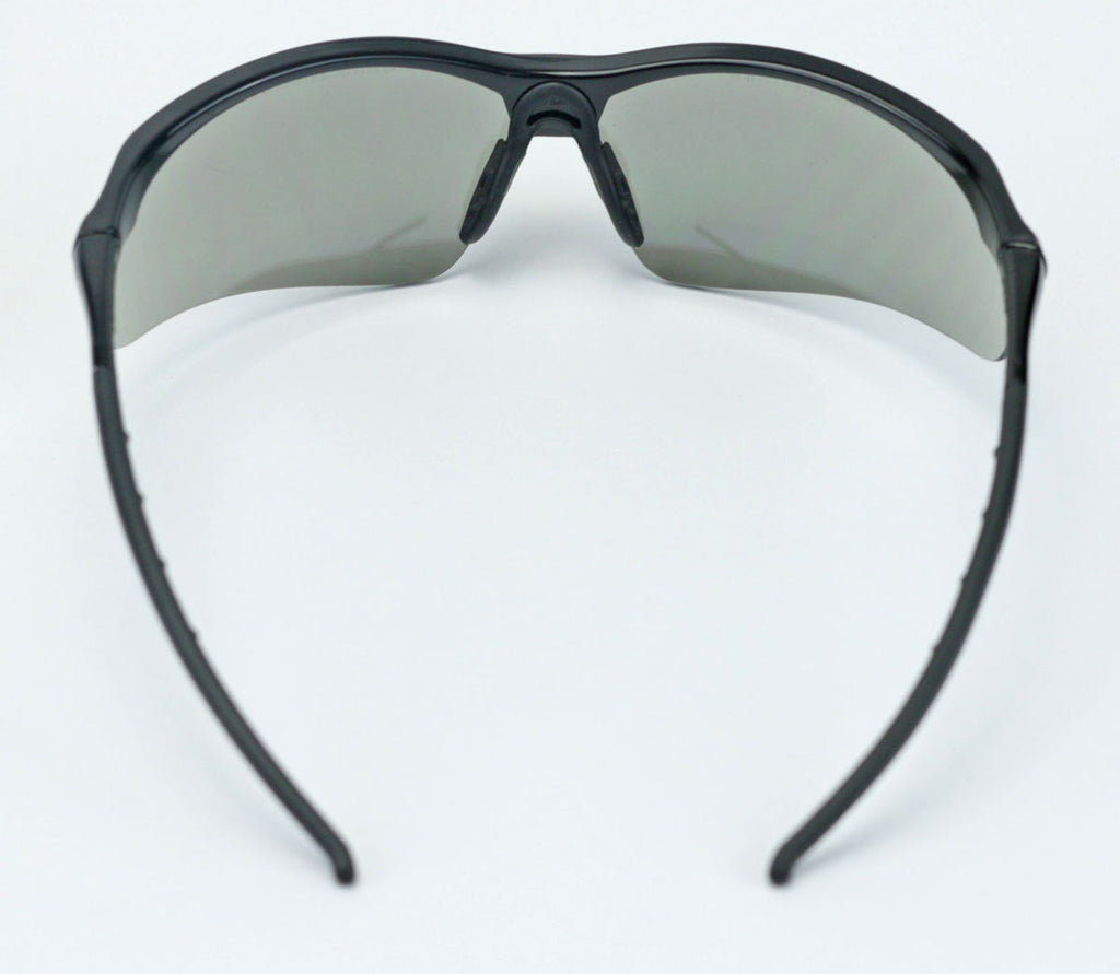 Elvex Impact Series RSG500 Safety/Shooting/Sun Glasses Grey MirrorLens Ballistic Rated Z87.1